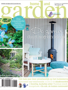 WECKENonline in het blad Home and Garden